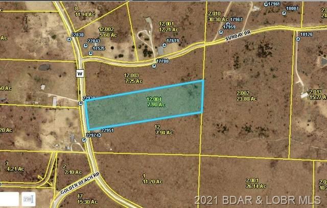 22930 Mo State-Hwy W, Barnett, MO 65011 (MLS #3528538) :: Coldwell Banker Lake Country