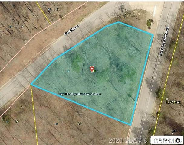 Lot 57 Bay Hill Avenue, Lake Ozark, MO 65049 (MLS #3528709) :: Coldwell Banker Lake Country