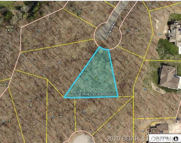 Lot 34 Bay Hill Avenue, Lake Ozark, MO 65049 (MLS #3528725) :: Coldwell Banker Lake Country