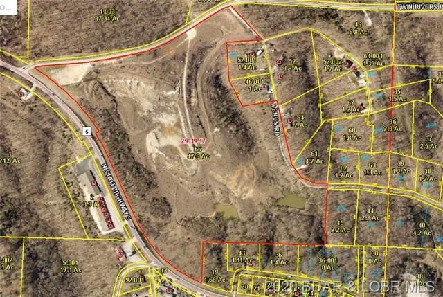 tbd Hwy. 5 North & Twin River, Camdenton, MO 65020 (MLS #3528860) :: Century 21 Prestige
