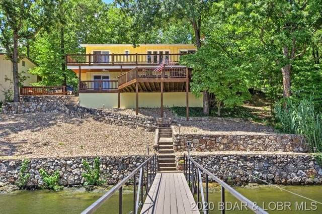 1258 Shawnee View Drive, Sunrise Beach, MO 65079 (MLS #3528911) :: Century 21 Prestige