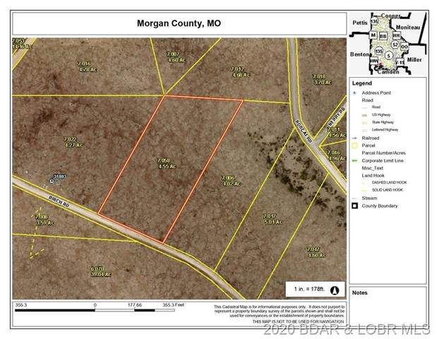 TBD Birch Road, Stover, MO 65078 (MLS #3530340) :: Century 21 Prestige