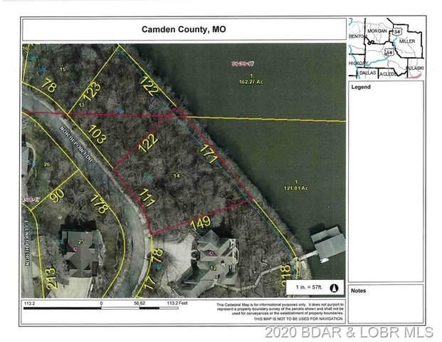 103 North Point Drive, Camdenton, MO 65020 (#3530385) :: Matt Smith Real Estate Group