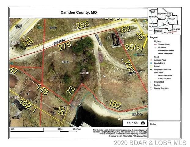 Lot 2 or 17B O Ryans Road, Lake Ozark, MO 65049 (#3530404) :: Matt Smith Real Estate Group