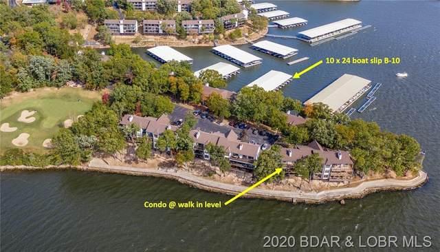 387 Waters Edge Drive 34-2B, Lake Ozark, MO 65049 (#3530443) :: Matt Smith Real Estate Group