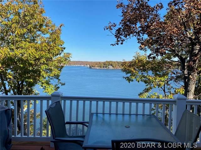 56-2C Copper Ridge Drive 2C, Lake Ozark, MO 65049 (#3530555) :: Matt Smith Real Estate Group