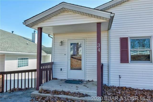 34 Point Cherokee Circle, Lake Ozark, MO 65049 (MLS #3530697) :: Coldwell Banker Lake Country