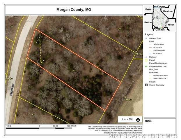 Lot 45 Osage Avenue, Laurie, MO 65037 (MLS #3531241) :: Coldwell Banker Lake Country