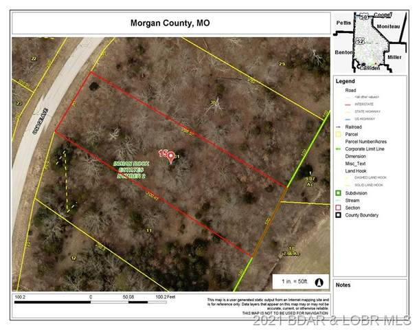 Lot 44 Osage Avenue, Laurie, MO 65037 (MLS #3531251) :: Century 21 Prestige