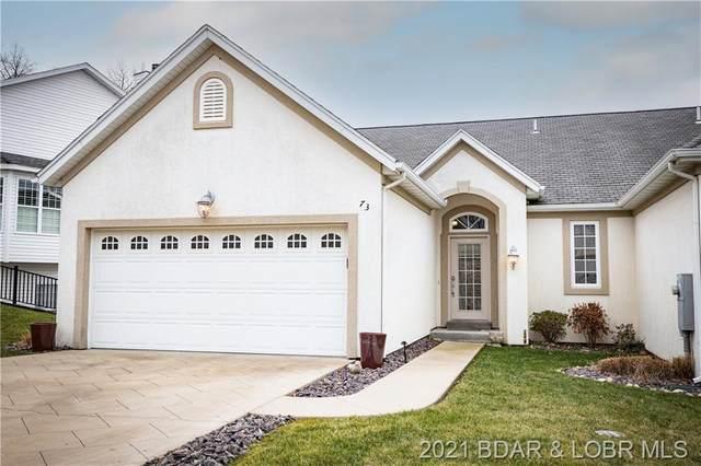 73 Bayhill Circle #73, Lake Ozark, MO 65049 (MLS #3531401) :: Coldwell Banker Lake Country
