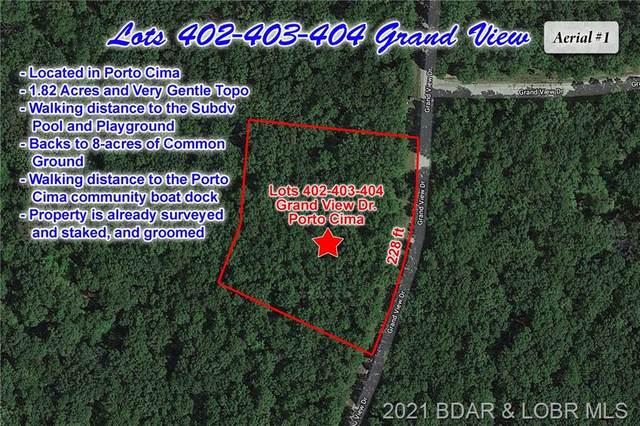 402-403-404 Grand View Drive, Porto Cima, MO 65079 (MLS #3531491) :: Century 21 Prestige