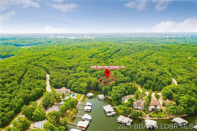 LOT 968 & 969 Nassau Circle, Four Seasons, MO 65049 (MLS #3531608) :: Coldwell Banker Lake Country