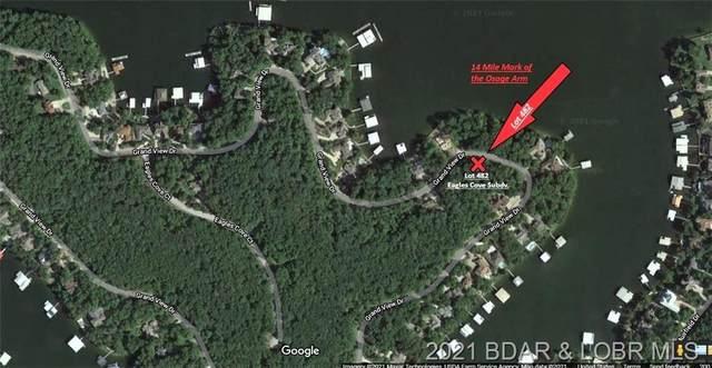 Lot #482 Grand View Drive, Porto Cima, MO 65079 (MLS #3531791) :: Coldwell Banker Lake Country