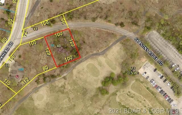 Lot 16 Seasons Ridge Road, Lake Ozark, MO 65049 (MLS #3531812) :: Century 21 Prestige