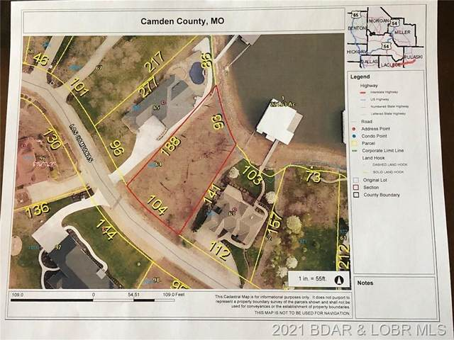Lot 969 Las Campanas, Porto Cima, MO 65079 (MLS #3531854) :: Coldwell Banker Lake Country