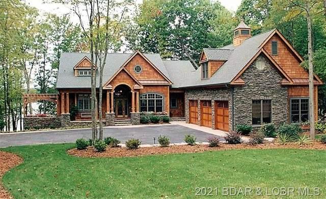 Lot 9 The Estates Of Kinderhook, Camdenton, MO 65020 (MLS #3531871) :: Coldwell Banker Lake Country