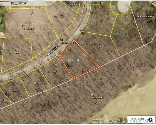 Lot 315 Cherry Hill Drive, Lake Ozark, MO 65049 (#3531900) :: Matt Smith Real Estate Group