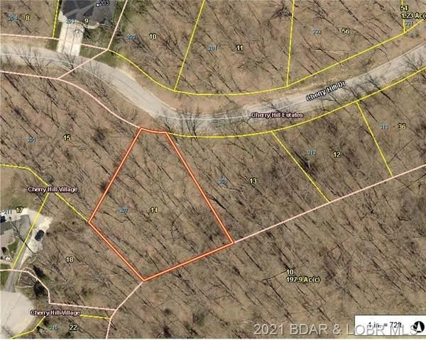 Lot 207 Cherry Hill Drive, Lake Ozark, MO 65049 (#3531906) :: Matt Smith Real Estate Group