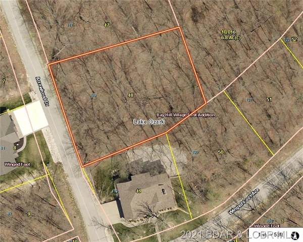 Lot 118 Arrowhead Drive, Lake Ozark, MO 65049 (#3531922) :: Matt Smith Real Estate Group