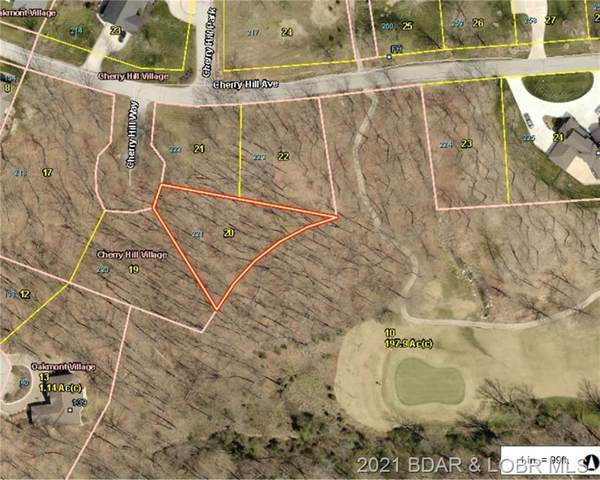 Lot 221 Cherry Hill Way, Lake Ozark, MO 65049 (#3531941) :: Matt Smith Real Estate Group