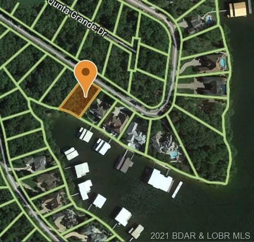 TBD Via Cresta Drive, Sunrise Beach, MO 65072 (MLS #3531962) :: Century 21 Prestige