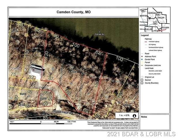 LOTS 17, 18, 19 & 20 Apache Point Drive, Climax Springs, MO 65324 (MLS #3532078) :: Century 21 Prestige
