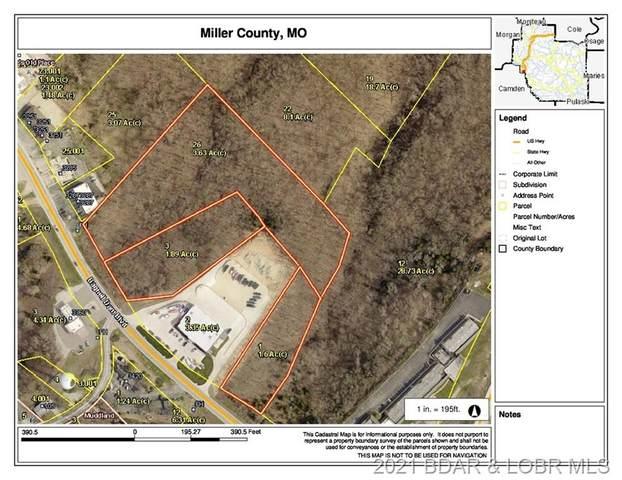 Bagnell Dam Boulevard, Lake Ozark, MO 65049 (#3533907) :: Matt Smith Real Estate Group