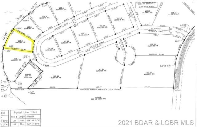 Lot 2 Los Breezes, Rocky Mount, MO 65072 (MLS #3533909) :: Coldwell Banker Lake Country