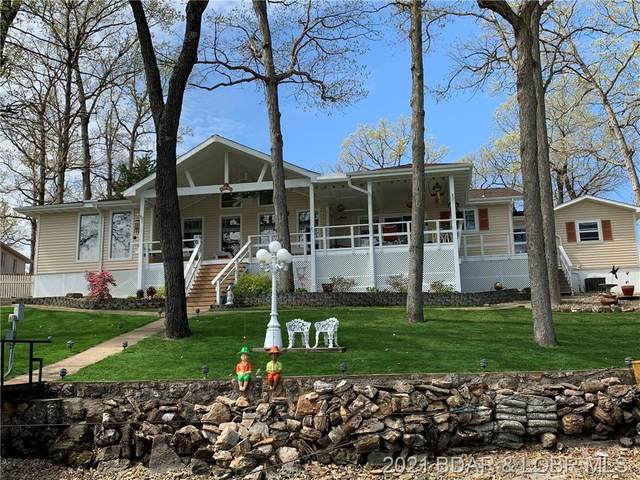 664 Scenic View Drive, Sunrise Beach, MO 65079 (MLS #3534042) :: Coldwell Banker Lake Country