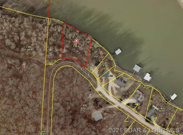 Lot 334 & 335 Berry Road, Stover, MO 65078 (MLS #3534061) :: Coldwell Banker Lake Country