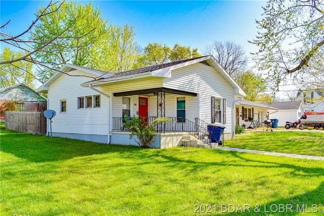 301 E Newton Street, Eldon, MO 65026 (MLS #3534102) :: Coldwell Banker Lake Country
