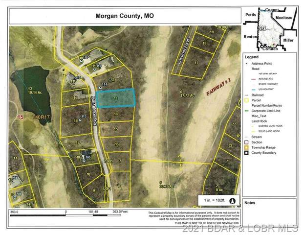 Lot 88 Indian Lake Avenue, Gravois Mills, MO 65037 (MLS #3534128) :: Century 21 Prestige