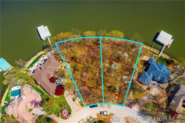 LOTS 597 AND 598 Grand View Drive, Porto Cima, MO 65079 (MLS #3534177) :: Columbia Real Estate