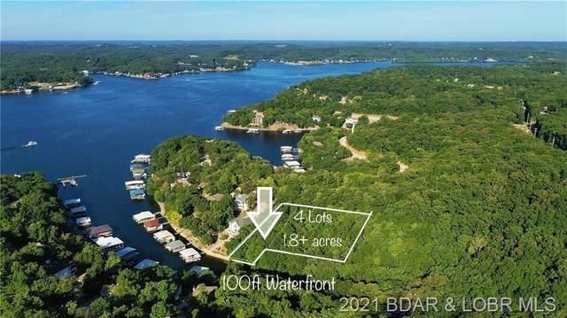 607R & 610 Ridgewood Drive, Four Seasons, MO 65049 (MLS #3535472) :: Columbia Real Estate