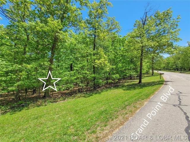 Lot 316 Grand Point Boulevard, Porto Cima, MO 65079 (MLS #3535529) :: Coldwell Banker Lake Country