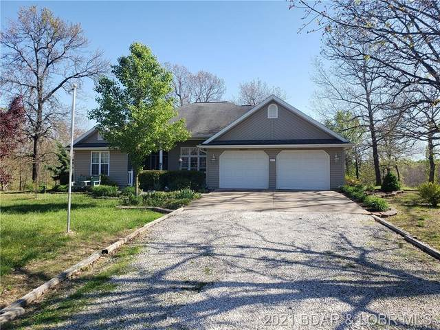 1348 New Woodbridge Road, Camdenton, MO 65020 (MLS #3535543) :: Coldwell Banker Lake Country
