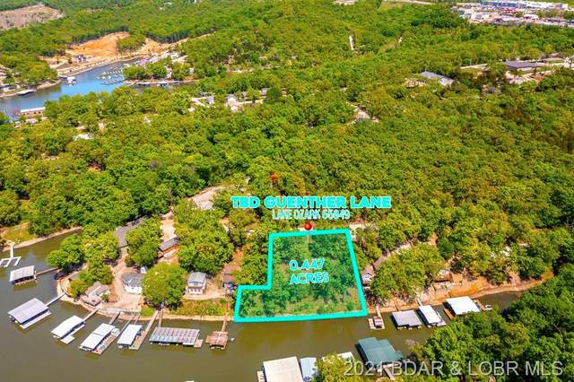 Lot 1 Guenther Lane, Osage Beach, MO 65065 (MLS #3535590) :: Columbia Real Estate