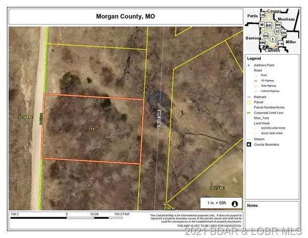Lot 232 Indian Rock Estate, Gravois Mills, MO 65037 (MLS #3535617) :: Coldwell Banker Lake Country