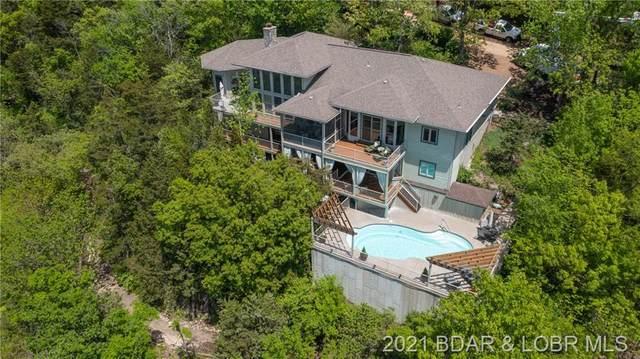 2612 Arrowhead Estates Road, Lake Ozark, MO 65049 (MLS #3535637) :: Coldwell Banker Lake Country