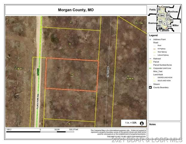 Lot 229 Indian Rock Estate, Gravois Mills, MO 65037 (MLS #3535648) :: Coldwell Banker Lake Country