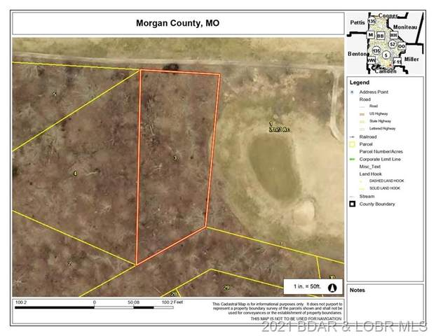 Lot 241 Indian Rock Estate, Gravois Mills, MO 65037 (MLS #3535656) :: Coldwell Banker Lake Country