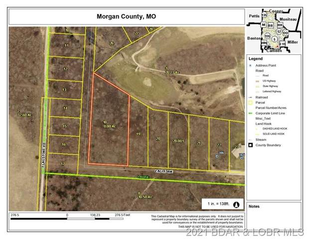 Lots 151, 152, 153 & Indian Rock Estate, Gravois Mills, MO 65037 (MLS #3535661) :: Coldwell Banker Lake Country