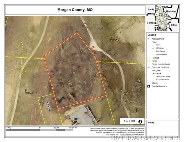 Lot 176 Bogey Lane, Laurie, MO 65037 (#3535807) :: Matt Smith Real Estate Group