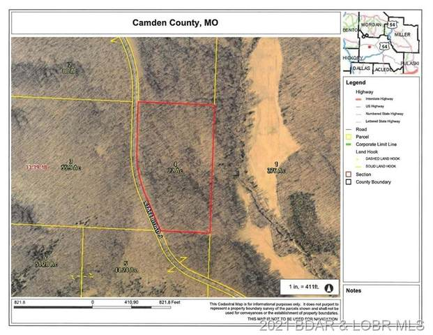 State Road J, Roach, MO 65787 (MLS #3535816) :: Coldwell Banker Lake Country