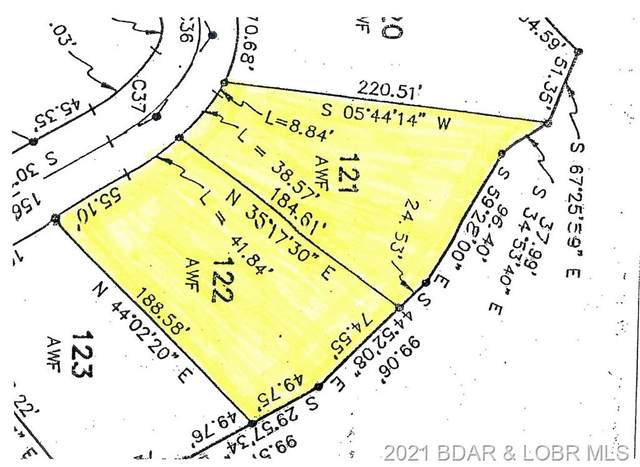 Lot # 121 and 122 Waterford Terrace, Porto Cima, MO 65079 (MLS #3535884) :: Coldwell Banker Lake Country