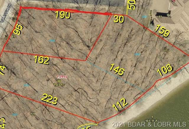 Lots 1648, 1649, & 1 Via Appia Drive, Porto Cima, MO 65079 (MLS #3535906) :: Coldwell Banker Lake Country