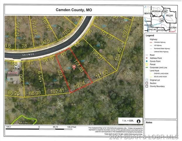 Lot#1098 Salem Drive, Four Seasons, MO 65049 (MLS #3536007) :: Coldwell Banker Lake Country