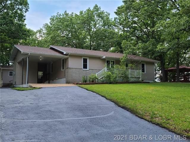671 Osage Hills Road, Lake Ozark, MO 65049 (MLS #3536013) :: Coldwell Banker Lake Country