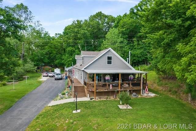 271 Purvis Road, Sunrise Beach, MO 65079 (MLS #3536316) :: Columbia Real Estate