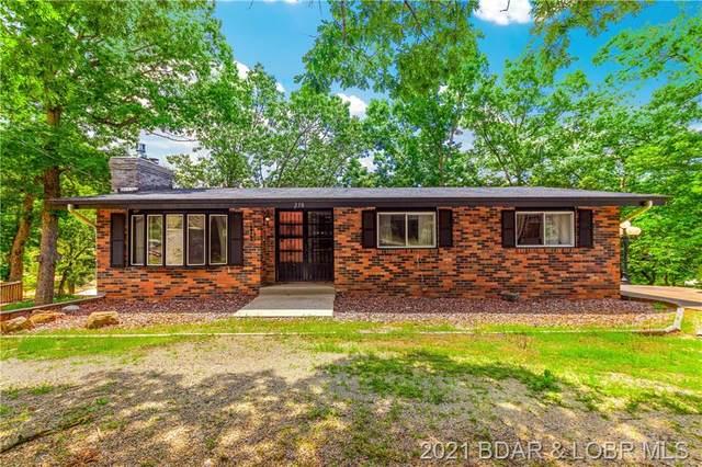 238 Rockport Road, Sunrise Beach, MO 65079 (MLS #3536325) :: Columbia Real Estate